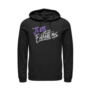 Julie and the Phantoms Bling Logo Fleece Graphic Hoodie