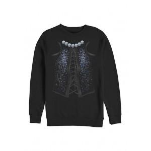 Rocky Horror Picture Show Rocky Horror Picture Show Frank Corsetti Crew Fleece Graphic Sweatshirt