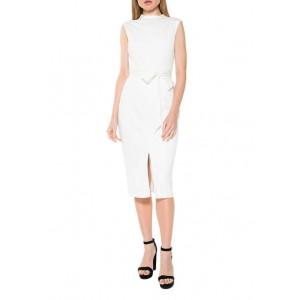 Alexia Admor Women's Fara High Neck Dress