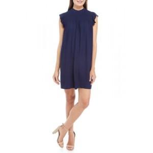 Crown & Ivy™ Women's Smocked Yoke Dress