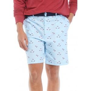 Savane® Men's Sunglass Print Shorts