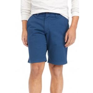 TRUE CRAFT 9 Inch Teal Vapor Shorts