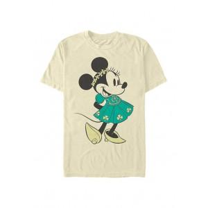 Disney® Mickey Classic Lassie Minnie Graphic Short Sleeve T-Shirt