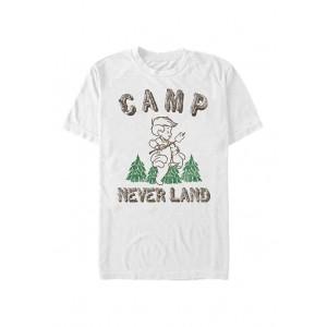 Disney® Tinkerbell Camp Neverland Short Sleeve Graphic T-Shirt
