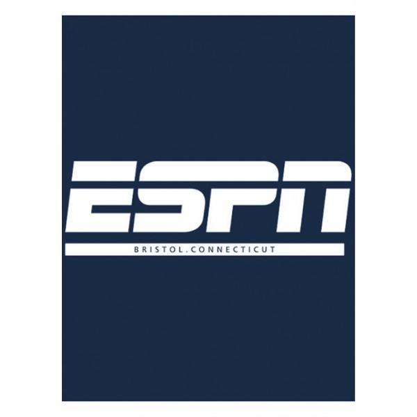 ESPN ESPN Bristol Short Sleeve Graphic T-Shirt