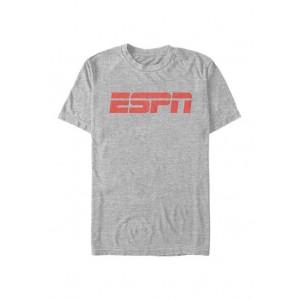 ESPN ESPN The Logo Short Sleeve Graphic T-Shirt