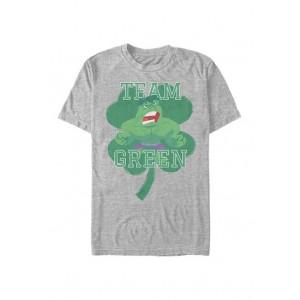 Marvel™ Marvel Green Hulk Graphic Short Sleeve T-Shirt