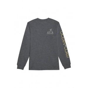 Ocean & Coast® Long Sleeve Walken Whitetail Deer Graphic T-Shirt