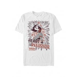 Raya and the Last Dragon Raya Heart Line Graphic T-Shirt