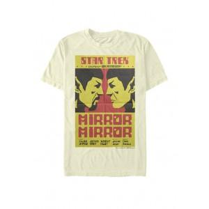 Star Trek The Original Series Mirror Mirror Short Sleeve T-Shirt