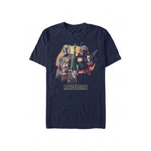 Star Wars The Mandalorian Star Wars The Mandalorian MandoMon Episode 6 Need a Break Graphic T-Shirt