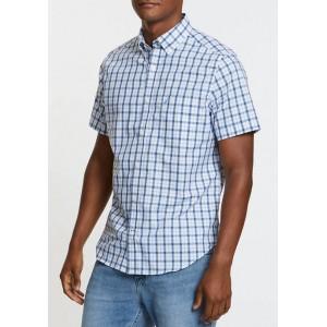 Nautica Classic Fit Plaid Shirt