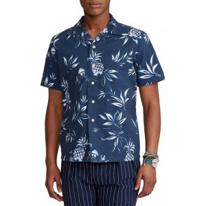 Polo Ralph Lauren Classic Fit Tropical Chambray Shirt