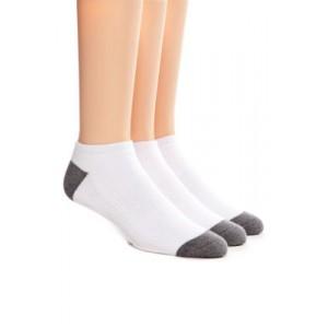 Columbia 3-Pack Full Cushion No Show Athletic Socks