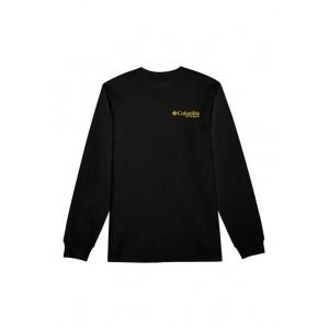 Columbia PHG Long Sleeve Portal Duck T-Shirt