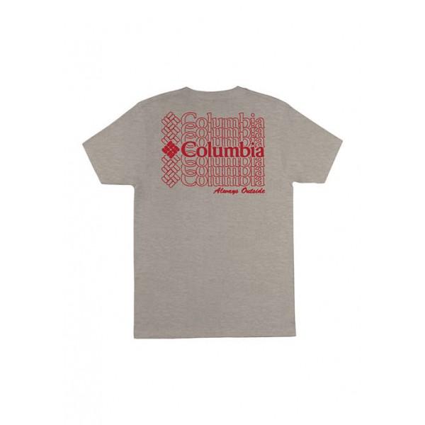 Columbia Short Sleeve Repeat Logo T-Shirt