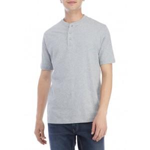 Ocean & Coast® Short Sleeve Henley Shirt