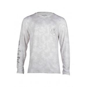Salt Life Mission Long Sleeve SLX Performance Graphic Shirt