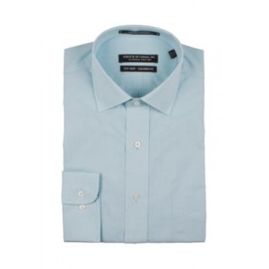 Forsyth of Canada Tailored- Fit Solid Dress Shirt