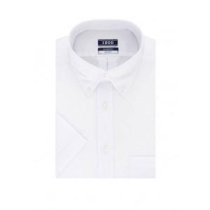 IZOD Regular Fit Solid Dress Shirt
