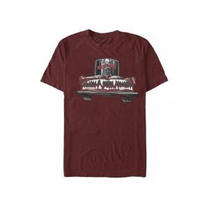 Animal House Death Mobile Sketched Short Sleeve T-Shirt