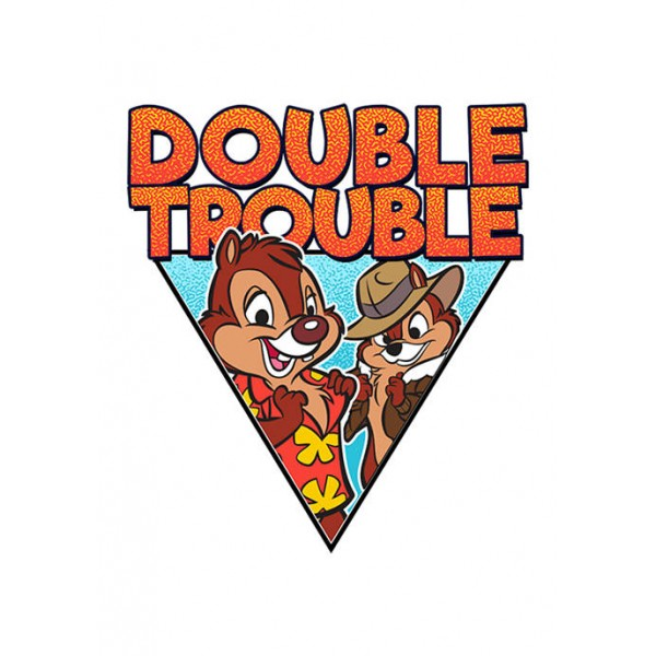 Disney® Chip & Dale Graphic Top