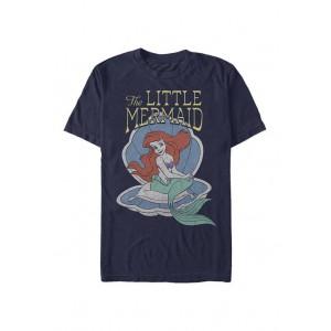 Disney® Disney Princess Little Mermaid Redux Short Sleeve Graphic T-Shirt