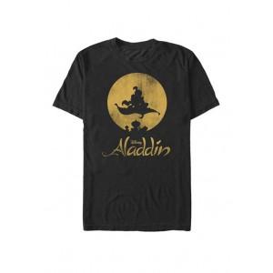 Disney® Magic Carpet Silhouette Short Sleeve T-Shirt