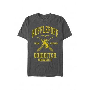 Harry Potter™ Harry Potter Hufflepuff Quidditch Seeker Graphic T-Shirt