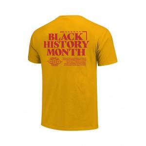 Image One Black History Month Globe T-Shirt