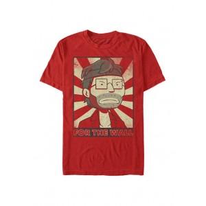 Solar Opposites Solar Opposites For the Wall Short Sleeve Graphic T-Shirt