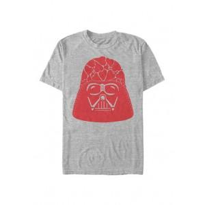 Star Wars® Vader Heart Helmet Graphic T-Shirt