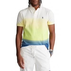 Polo Ralph Lauren Classic Fit Dip-Dyed Polo Shirt