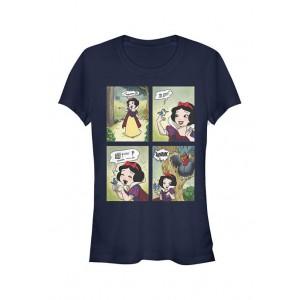 Disney Princess Junior's Signing Snow T-Shirt