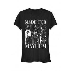 Disney Villains Junior's Made For Mayhem T-Shirt
