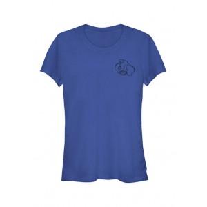 Dumbo Junior's Licensed Disney Dumbo Line T-Shirt