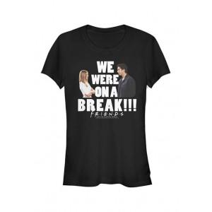 Friends Junior's On a Break Graphic T-Shirt