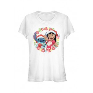 Lilo and Stitch Junior's Officially Licensed Disney Lilo and Stitch T-Shirt