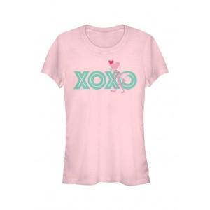 Pink Panther Junior's XOXO Panther T-Shirt