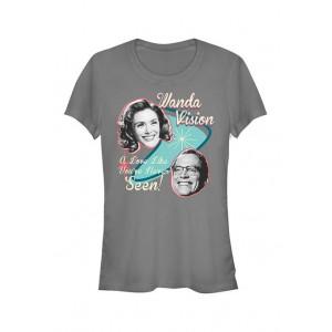 Wanda Vision Junior's Classic Wanda T-Shirt
