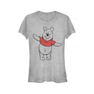 Winnie the Pooh Junior's Officially Licensed Disney Winnie the Pooh T-Shirt