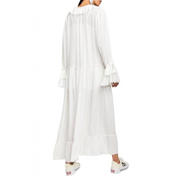 Free People Sweet Darlin Maxi Dress