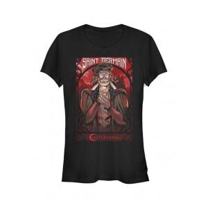 Castlevania Junior's Saint Germain Graphic T-Shirt