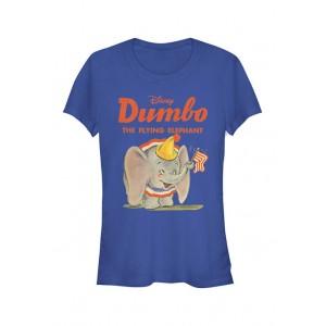 Dumbo Junior's Licensed Disney Dumbo Classic Art T-Shirt
