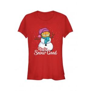 Garfield Junior's Snow Good T-Shirt