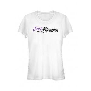 Julie and the Phantoms Junior's Julie and the Phantoms Horizontal Logo Graphic T-Shirt