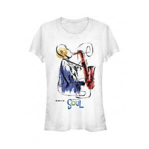 Soul Junior's Sax Painting Graphic Top