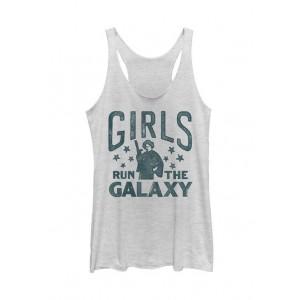 Star Wars Junior's Girls Run The Galaxy Graphic Tank