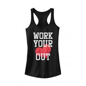 V-Line Workout Heart