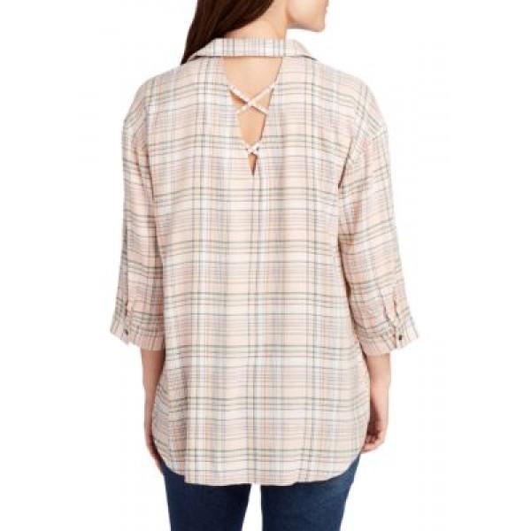WILLIAM RAST™ Maisie 3/4 Sleeve Shirt